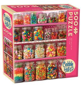 Candy Shelf Puzzle 500pcs