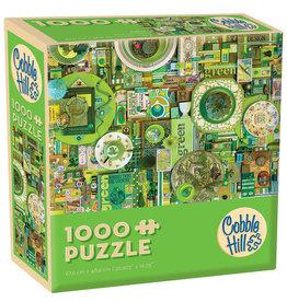 Green Puzzle 1000pcs