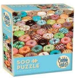 Doughnuts Puzzle 500pcs