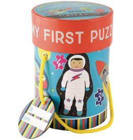 My First Puzzle Space 3pcs/4pcs/6pcs/8pcs