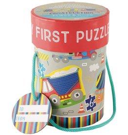 My First Puzzle Construction 3pcs/4pcs/6pcs/8pcs