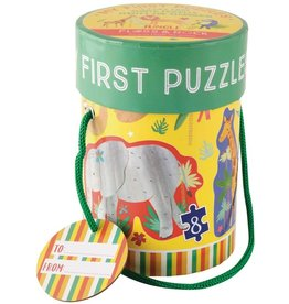 My First Puzzle Jungle 3pcs/4pcs/6pcs/8pcs