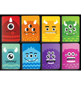 Pocket Pal Journal - Monsters Individual