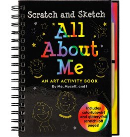 Scratch and Sketch All About Me
