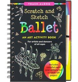 Scratch and Sketch Ballet
