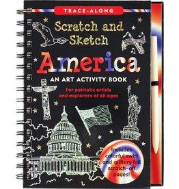 Scratch and Sketch America