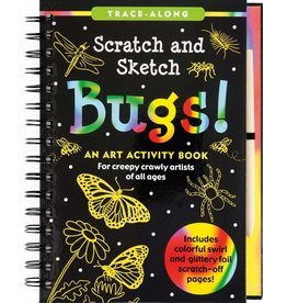 Scratch and Sketch Bugs!