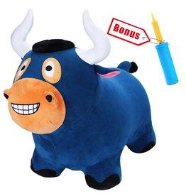Hopping Bull
