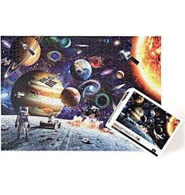 Space Traveler Puzzle 1000pcs