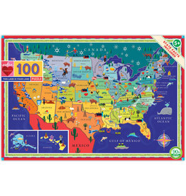 This Land is Your Land Puzzle 100pcs
