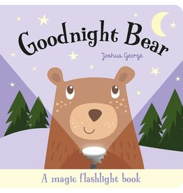 Goodnight Bear Flashlight Book