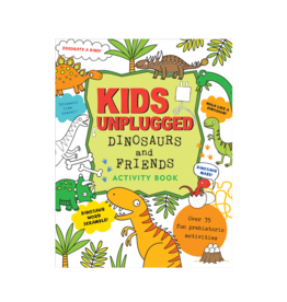 Kids Unplugged Dinosaurs and Friends