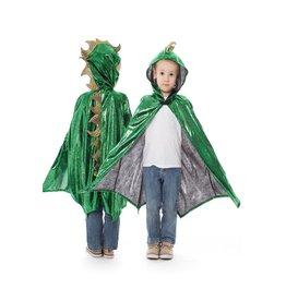 Dragon Cloak Green