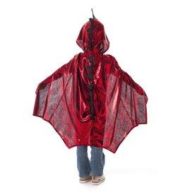 Dragon Cloak Red