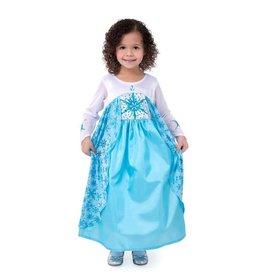 Ice Princess Dress Large (5-7)