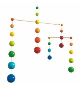 Mobile Rainbow Balls