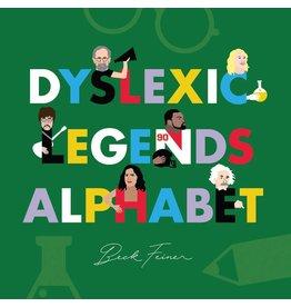 Dyslexic Legends Alphabet Book