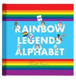 Rainbow Legends Alphabet Book