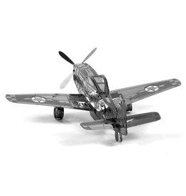 Mustang P-51 Boeing Plane
