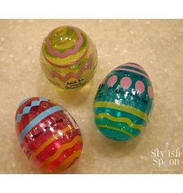 Glitter Egg Putty