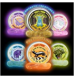 Glow in the Dark Fantastic Creatures Asst. Slyme .5oz