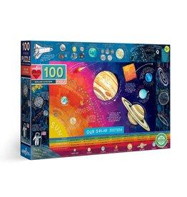 Solar System Puzzle 100pcs