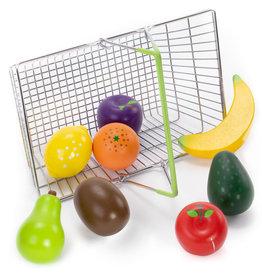 Produce Grocery Basket