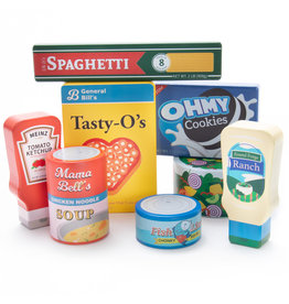 Pantry Grocery Basket