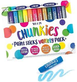 Chunkies Variety Pack
