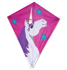 """Lucky Unicorn Diamond Kite 25"""""""