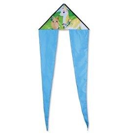 Alpacas Zippy Flo-Tail Kite