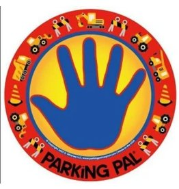 Construction Parking Pal Car Magnet