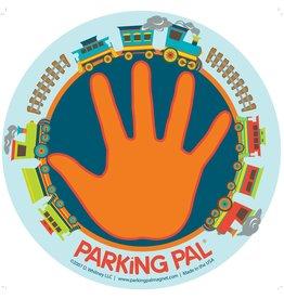 Train Parking Pal Car  Magnet