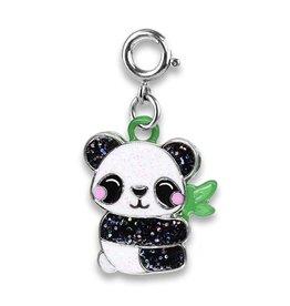 Glitter Panda Charm
