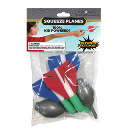 Squeeze Plane Party Pack