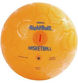 NightBall  Basketball Orange