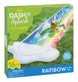 Dash n' Splash Rainbow Waterslide