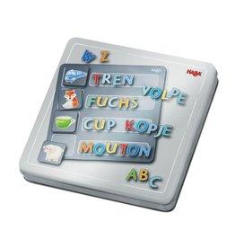 Alphabet Magnetic Game Box