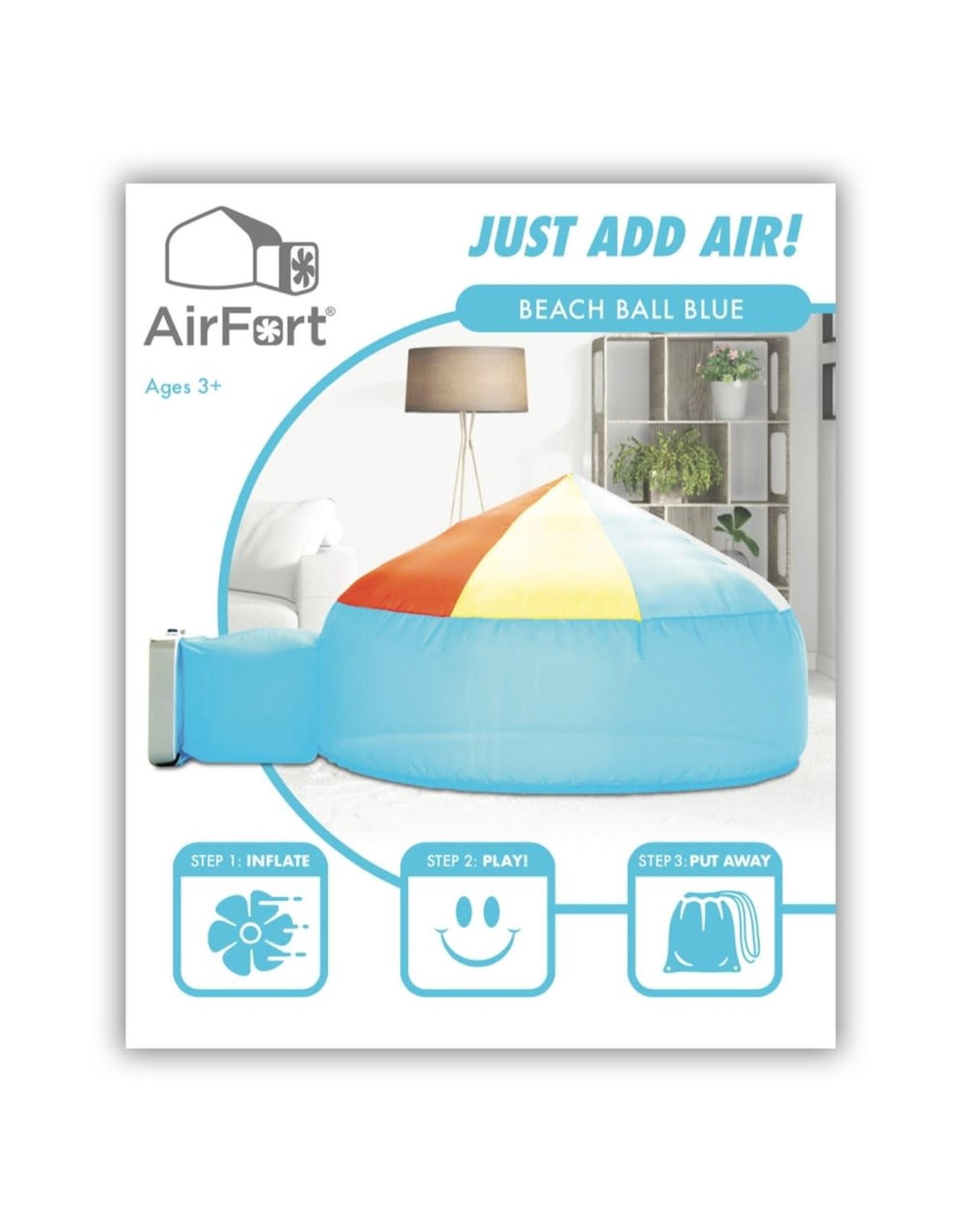 Beach Ball Blue Airfort