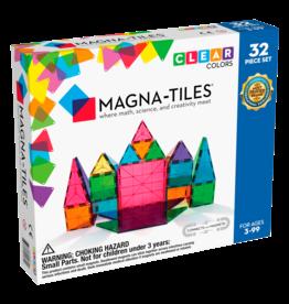 Magna-Tiles Clear Color Starter Set
