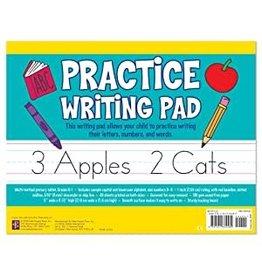 Practice Writing Pad