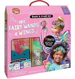 Klutz Jr. My Fairy Wands & Wings