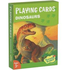 Dino Playing Cards