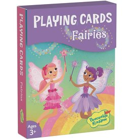 Fairies Playing Cards