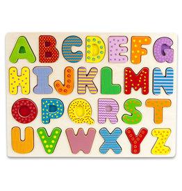 Alphabet Puzzle Board