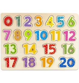 Numbers Puzzle Board