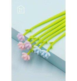 Succulent Wiggle Gel Pen