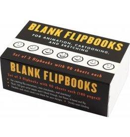 Blank Flipbooks (3-Pack)