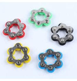 6 Knots Bike Chain Buckle