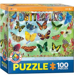 Garden Butterflies 100pcs